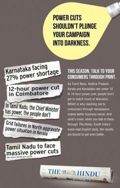 the hindu gazetesi reklamı