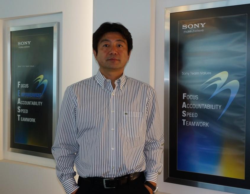 Sony Eurasia A.Ş.'ye yeni Genel Müdür Hiroshi_Kikuchi