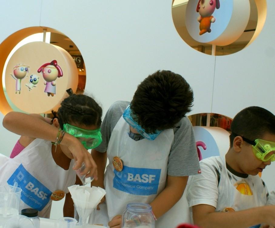 BASF Kids's Lab projesi Avrupa Mükemmellik Ödülleri'nde finalde