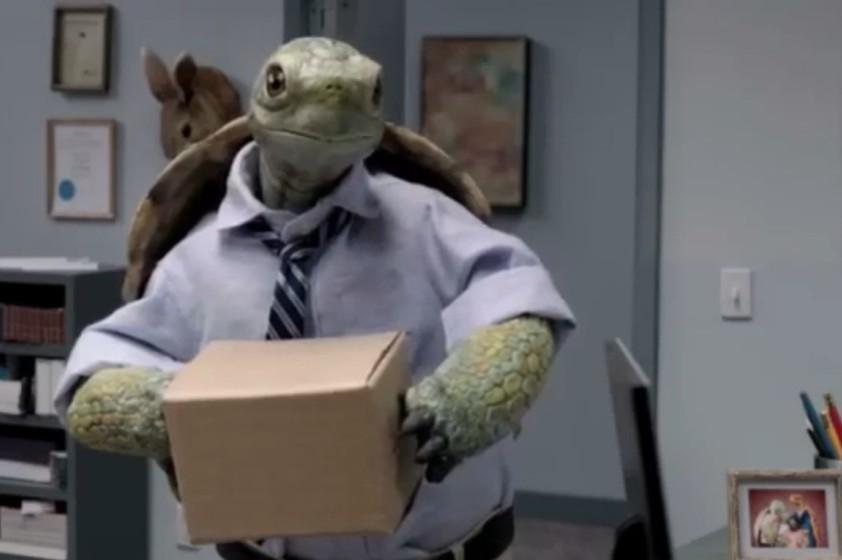 FedEx'ten reklam içinde reklam