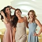 pantene'in yeni kampanyasında üç ünlü isim