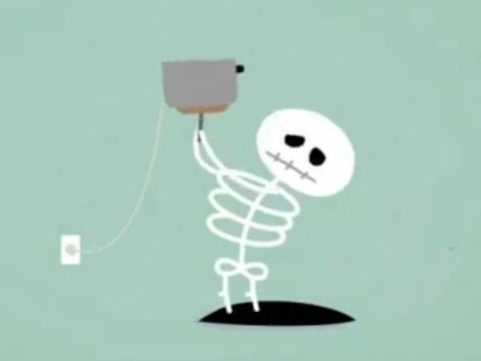 """McCann Melbourne'den """"saçma ölümlere"""" karşı animasyon"""