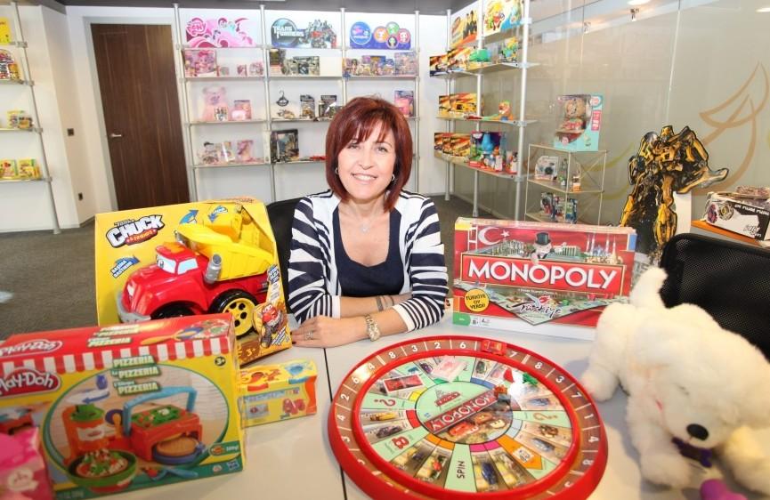 Hasbro'nun Yunanistan için merkez üssü artık İstanbul