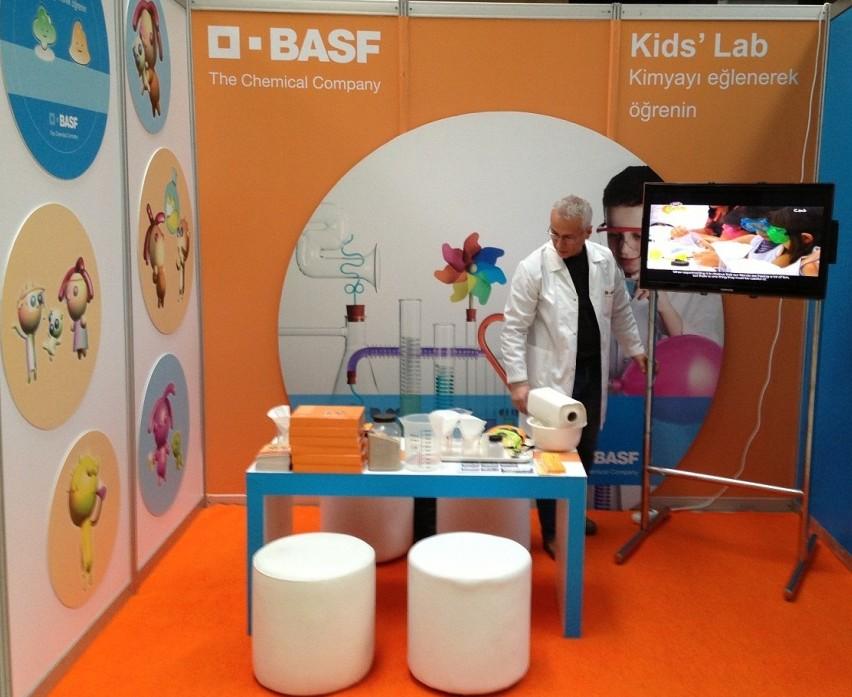 BASF Kids' Lab projesine KSS ödülü