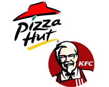 KFC pizza hut sabancı