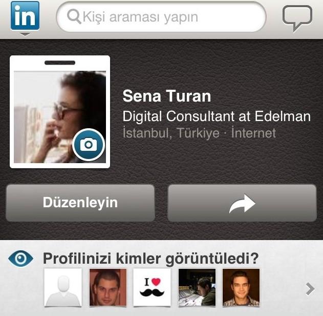 LinkedIn mobil uygulamaları artık Türkçe