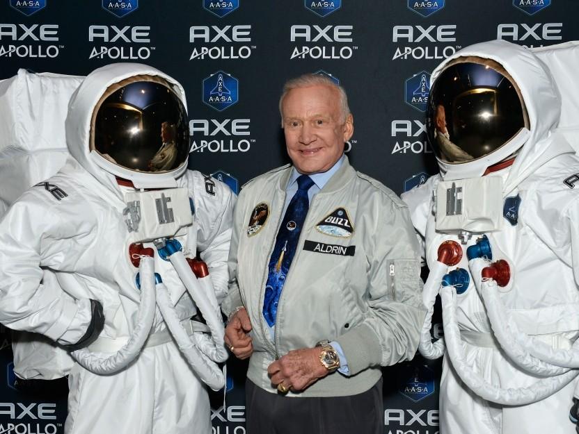 AXE yeni Apollo projesiyle uzay yolculuğu vaat ediyor