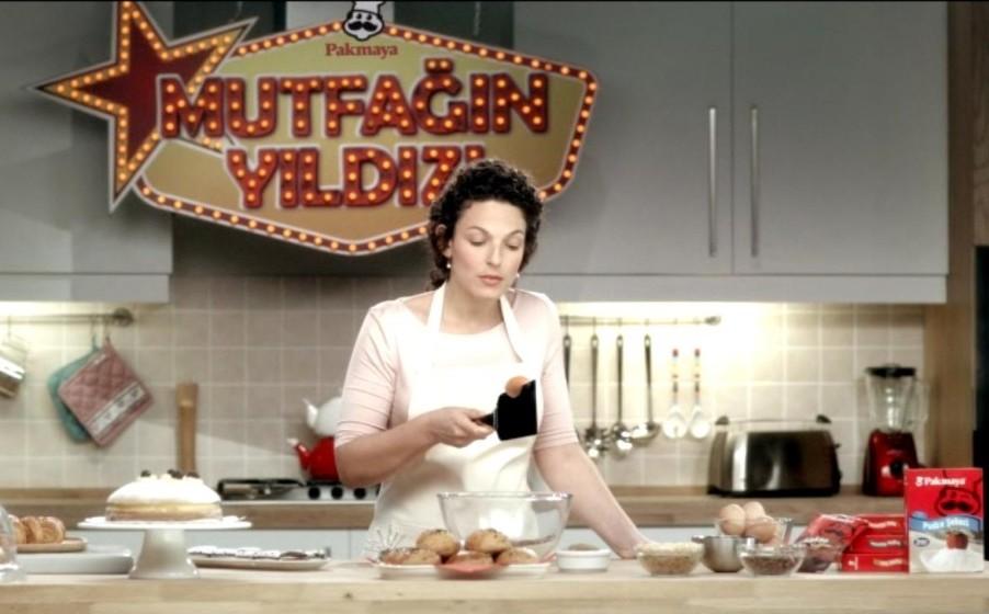 Pakmaya 'Mutfağın Yıldızı' kampanyası ekranlarda