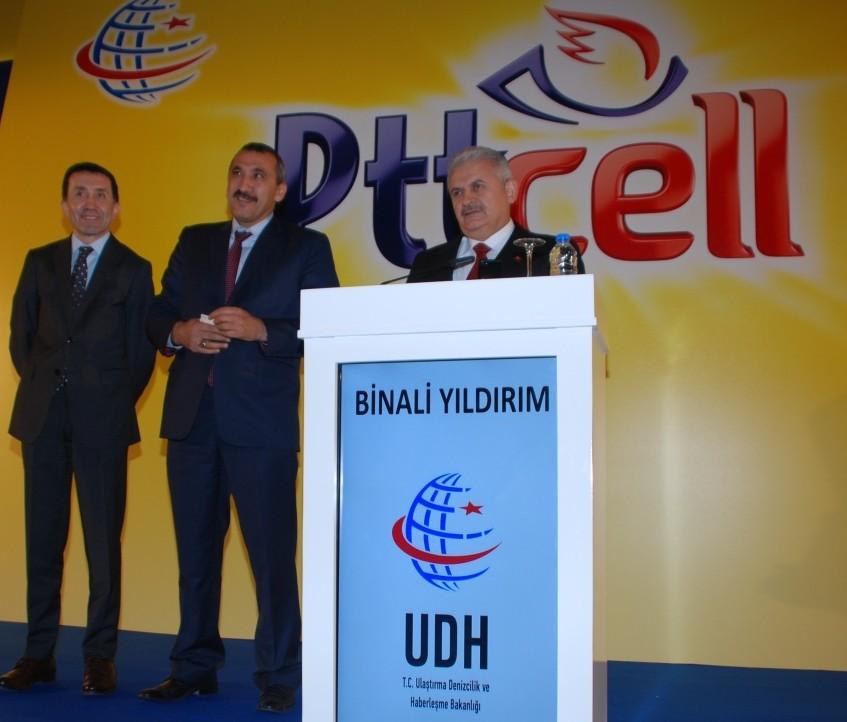 PTT, Pttcell markasıyla mobil iletişim sektörüne girdi