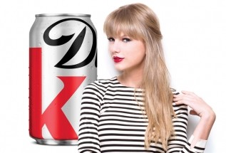Pepsi'nin Beyonce'u varsa Coca-Cola'nın Taylor Swift'i var