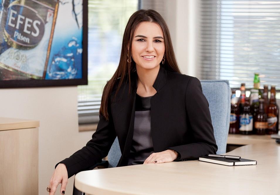 Efes Türkiye'ye yeni pazarlama direktörü görkem özer
