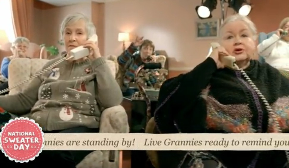 Dünyamız için bu kez büyükannelerin hatrı kalmasın!