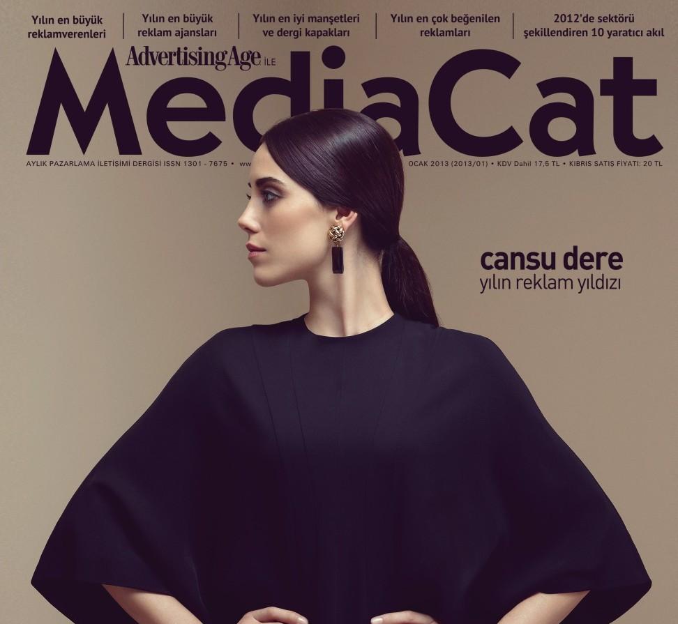 MediaCat Ocak 2013 kapak
