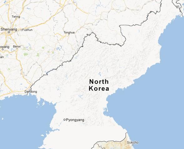 Google Haritalar'da artık Kuzey Kore de var