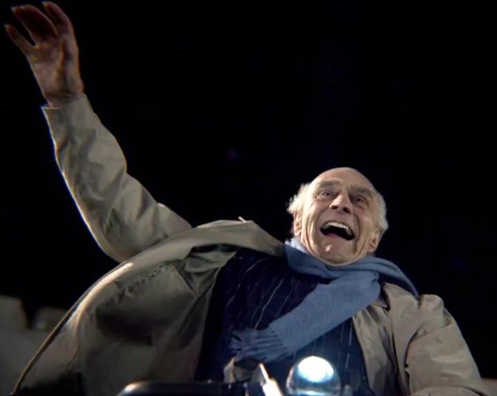 Büyükbabanın Super Bowl heyecanı