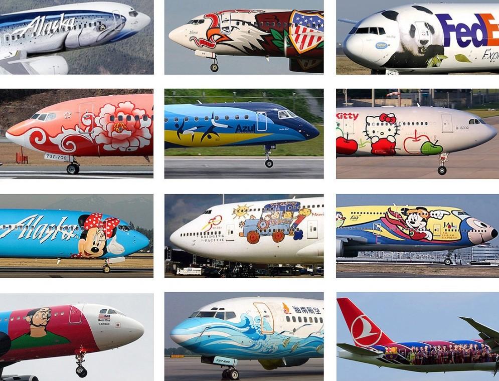 Uçan reklam tabelaları