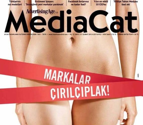 MediaCat Şubat 2013 sayısı çıktı!