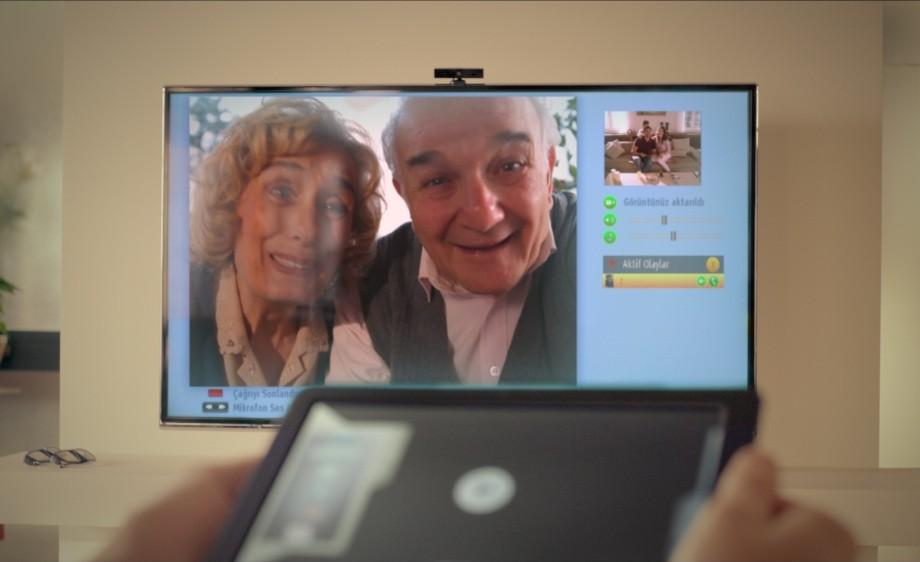 Vestel'in akıllı ekranlaar kampanyası