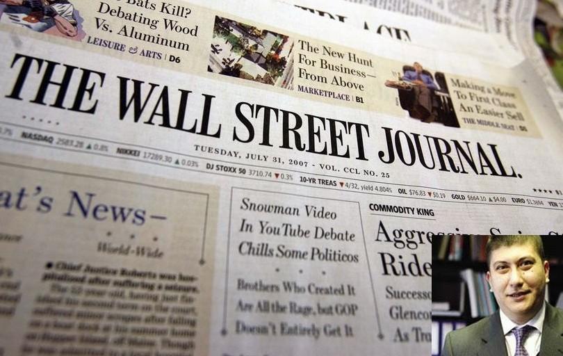 Wall Street Journal Türkiye kadrosu belli oldu