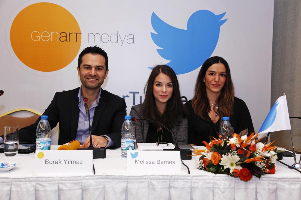 Twitter'ın Türkiye'deki reklam satış ortağı Genart Medya