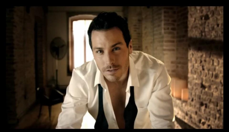Biscolata reklamı kamera arkası görüntüleri