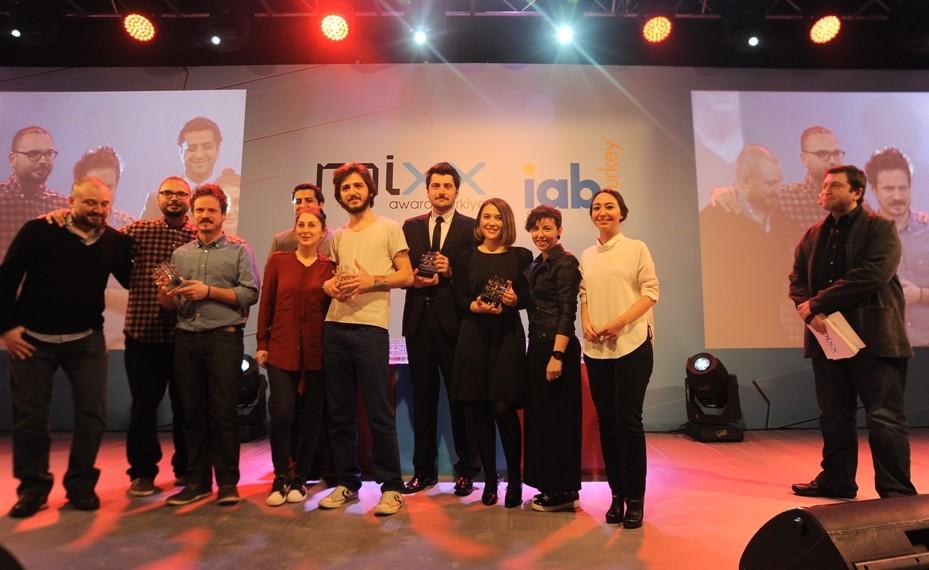 Mixx Awards Sahiplerini Buldu