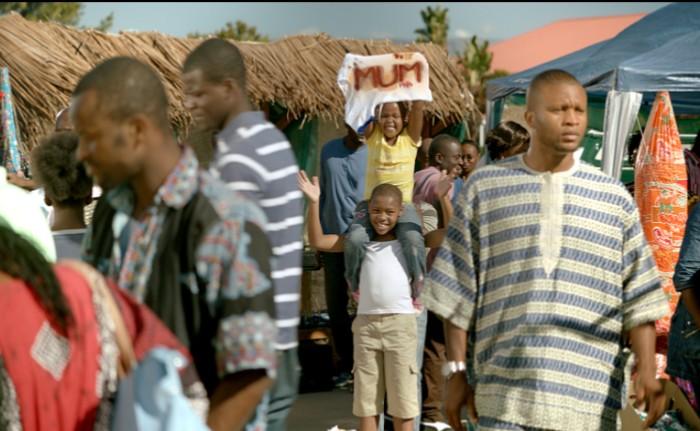 Lowe'un yeni Omo filmi Afrika'da