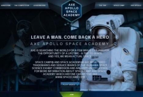 Axe'ın 'uzay görevi'ne kadınlar mı seçilecek?