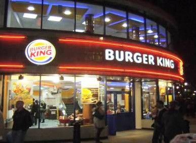 Burger King'den basın açıklaması