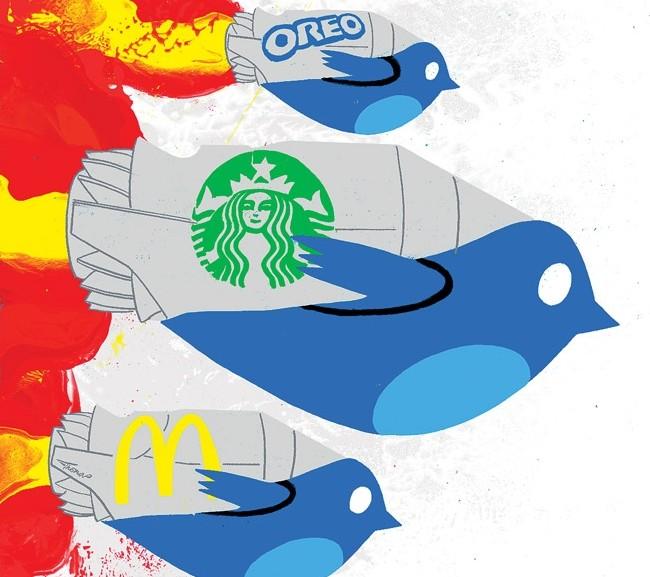 Markalar sosyal medyada patlama yapmak için sırada bekliyor