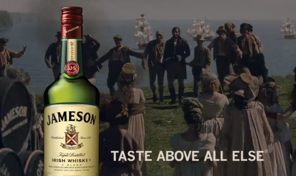 John Jameson'un amansız mücadelesi