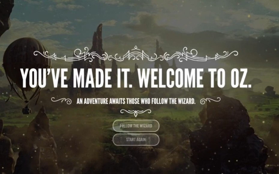Google ve Disney'den 'Oz'a giden yol