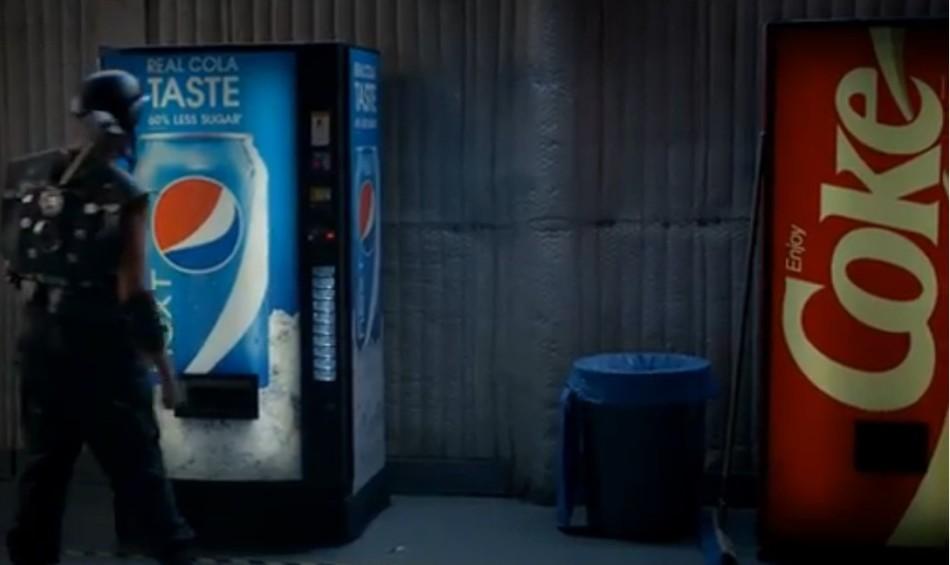 Bir Kovboy Pepsi Next İsterse Neler Olur?