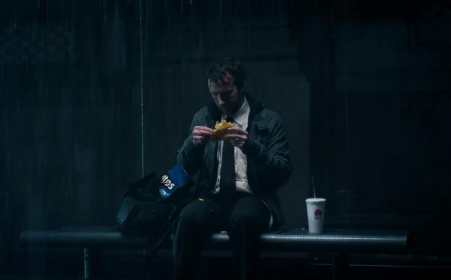 Bilmece değil, reklam: Taco Bell Doritos Loco Taco