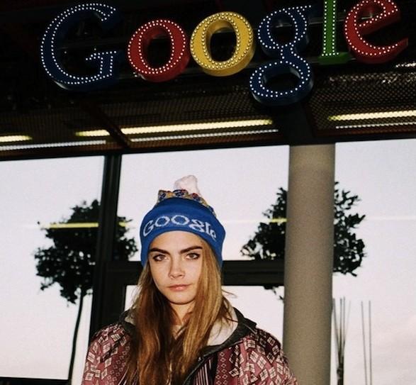 Google ve Topshop moda şovlarının geleceği için işbirliği yaptı