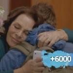 Hülya Koçyiğit Turkcell'in yeni reklamında evhamlı bir anne