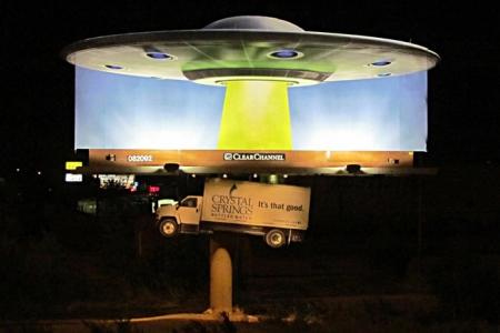 En dikkat çekici billboard'lar