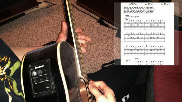 Müzik temalı bu versiyonda ise düşünülen Glass yardımıyla nota yazılı sayfaların okunması ve takip edilmesini kolaylaştırmak.