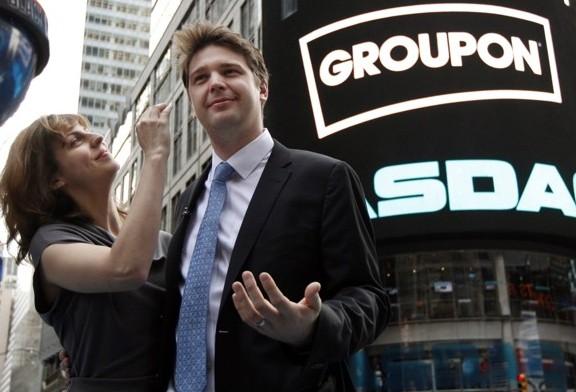 Groupon'un CEO'su değişiyor