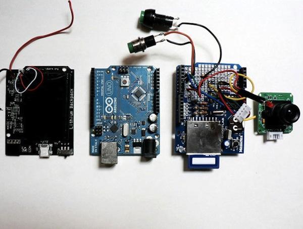 """""""Craft Camera"""" adlı proje ile DIY (kendin yap) ekolüne bir de dijital kamera eklendi."""