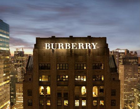 Burberry'nin medya ajansında yeni soluk