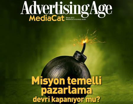 Advertising Age Türkiye'de!