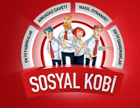 Akbank'tan 'Sosyal KOBİ'