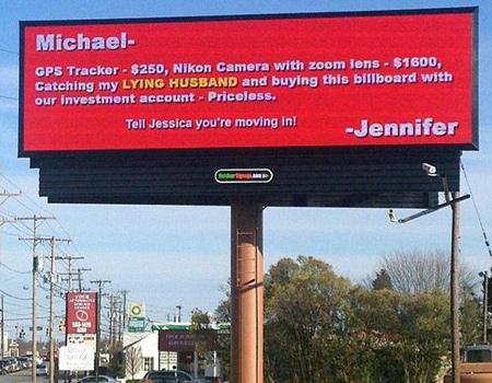 Yeni nesil intikam aracı: Billboard