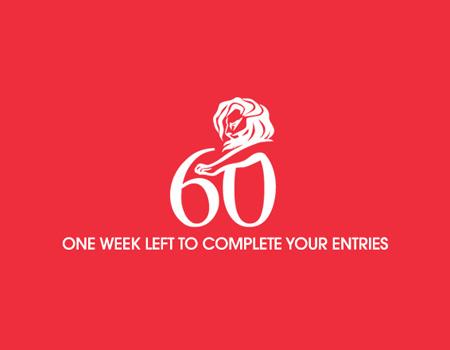 Cannes Lions'a indirimli başvuru için son hafta