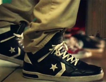Ayakkabı başka Converse başka şey