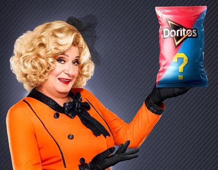 Doritos'tan toplam 1 milyon lira ödüllü kampanya