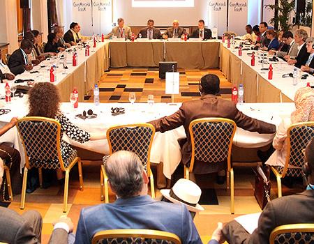 Dünya liderlerini buluşturan uluslararası forumda Türkiye temsilcisi