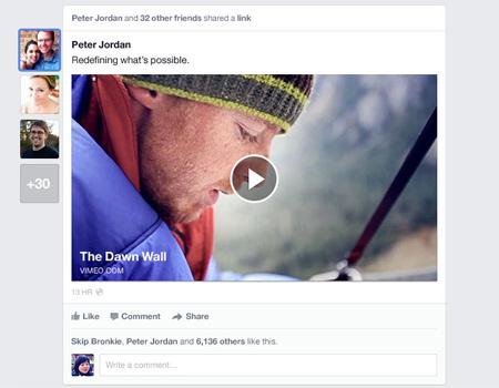 Facebook'un yeni tasarımı markalara ne söylüyor?