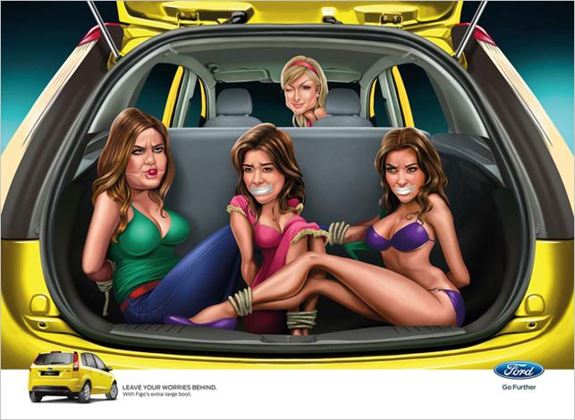 Ford'dan reklam özrü